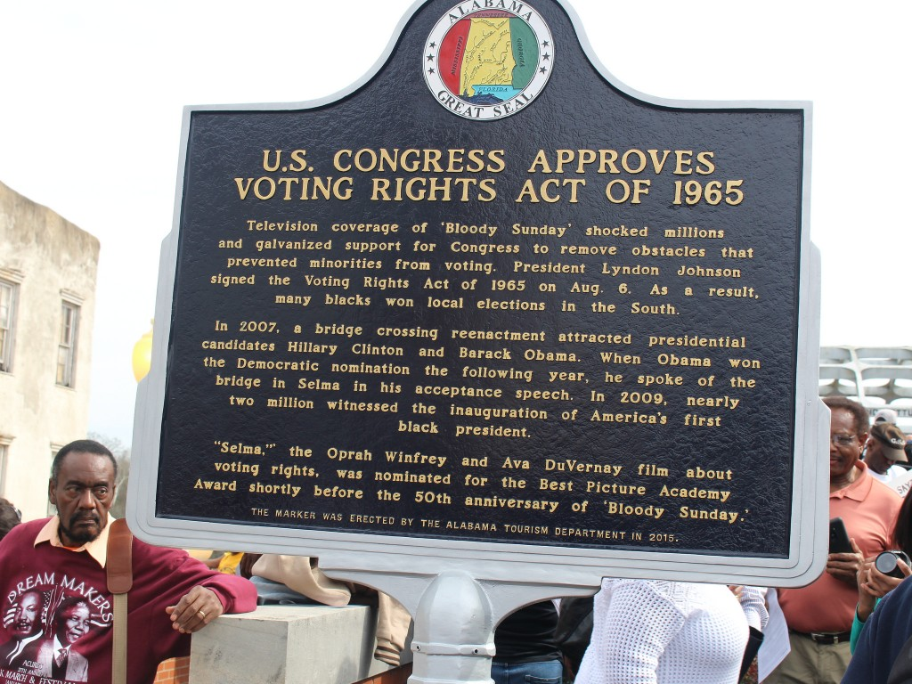 Voting Rights Act 1965 Selma March