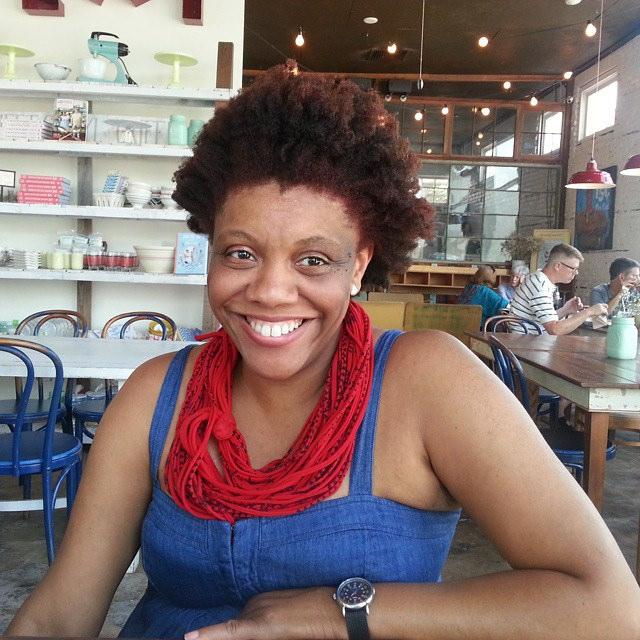 Nichelle in Savannah