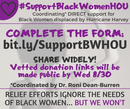 Support Black Women in HOU
